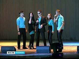 В Воронеже состоялся 48 по счёту студенческий бал
