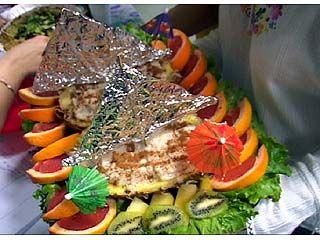 В Воронеже состоялся конкурс блюд национальной кухни