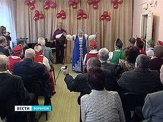 В Воронеже состоялся концерт по случаю Международного дня инвалидов