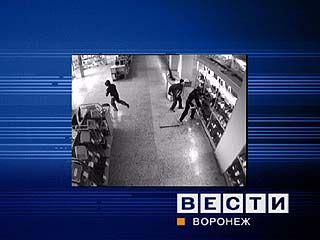 В Воронеже совершено ограбление