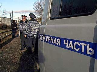 В Воронеже совершено вооружённое нападение