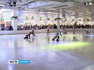 В Воронеже стало на одну ледовую площадку больше