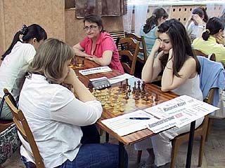В Воронеже стартовал 59 чемпионат России по шахматам среди женщин