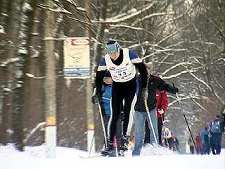 В Воронеже стартовал чемпионат области по лыжным гонкам