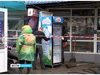 В Воронеже стартовал демонтаж нелегальных торговых павильонов