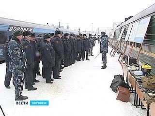 В Воронеже стартовали учебно-методические сборы сотрудников ФСИН