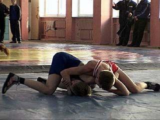 В Воронеже стартовало первенство России по вольной борьбе
