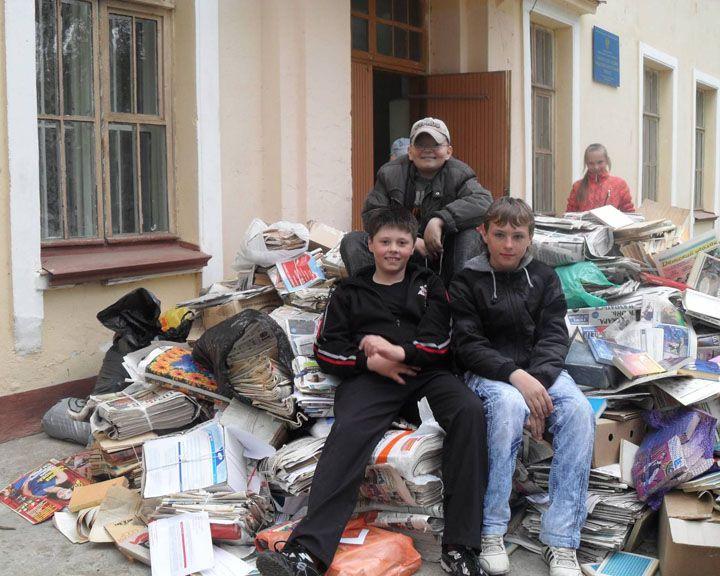 В Воронеже стартует экологическая акция «Чистый апрель»