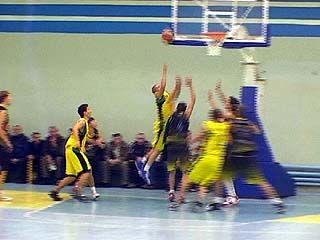 В Воронеже стартует зональный турнир Первенства России по баскетболу