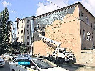 В Воронеже уличные художники распишут ещё 5 жилых домов