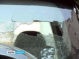 В Воронеже владелец иномарки подрался с сотрудником строительной компании