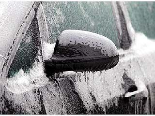 В Воронеже возможен ледяной дождь
