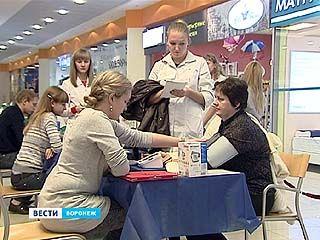 В Воронеже врачи рассказали горожанам, как спастись от инсульта