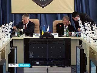 В Воронеже встретились делегации спецслужб России и Украины