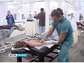 В Воронеже выбрали лучшего массажиста Черноземья