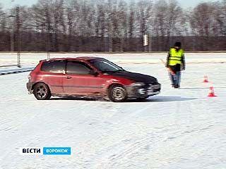 В Воронеже выбрали самых аккуратных лихачей