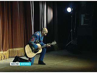 В Воронеже выступил музыкант, актёр и поэт - Пётр Мамонов