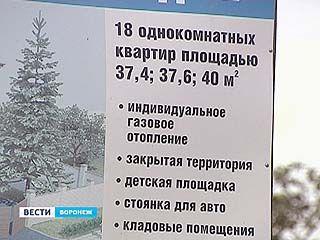 В Воронеже выявлено незаконное строительство в частном секторе