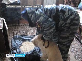 В Воронеже задержаны двое граждан Таджикистана, которые торговали героином