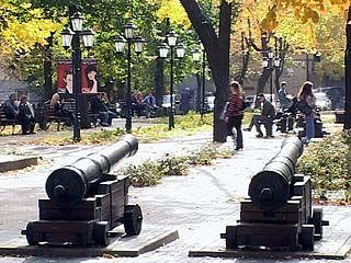 В Воронеже зафиксирована аномально теплая погода для октября