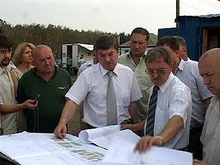 В Воронеже завершила работу комиссия, которая работала с погорельцами