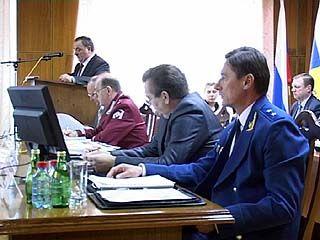 В Воронеже завершилась коллегия Роспотребнадзора