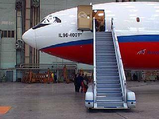 В Воронеже завершились испытания президентского лайнера