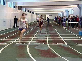 В Воронеже завершилось первенство области по легкой атлетике