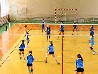В Воронеже завершилось первенство области по волейболу