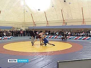 В Воронеже завершился Чемпионат России по греко-римской борьбе