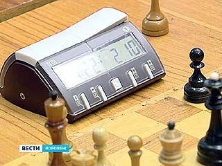 В Воронеже завершился финал Кубка области по блиц-шахматам