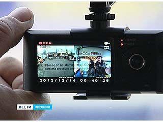 В воронежских автобусах устанавливают видеокамеры