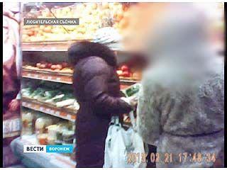 """В воронежских магазинах работают """"шпионы"""""""