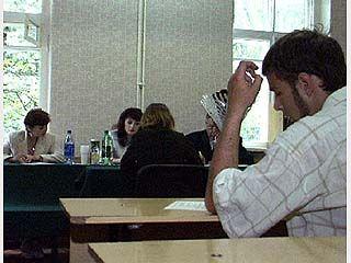 В Воронежских ВУЗах началась сессия