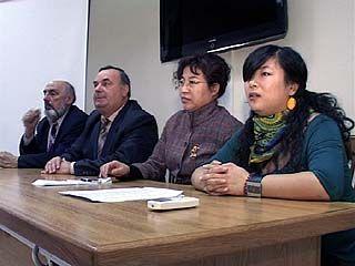В Воронежское Управление Роспотребнадзора приехала делегация из Китая