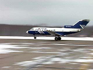 В Воронежском аэропорту были задержаны 2 рейса