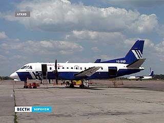 В Воронежском аэропорту экстренную посадку совершил самолет из Еревана