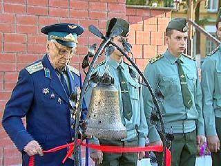 В Воронежском авиационном училище начался новый учебный год