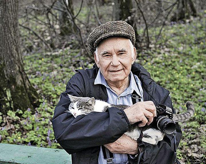 В Воронежском биосферном заповеднике вспомнят Василия Пескова