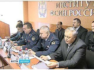 В Воронежском институте ФСИН подвели итоги прошедшего года