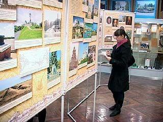 В Воронежском краеведческом музее открылась передвижная фотовыставка