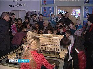 В Воронежском музее истории пожарной охраны прошёл День открытых дверей