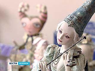 В Воронежском оперном театре откроется выставка кукол