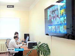 В Воронежском регионе будут развивать телемедицину