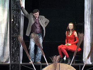В Воронежском театре юного зрителя готовится новая постановка