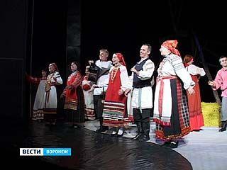 В Воронежском ТЮЗе открылся седьмой международный фестиваль