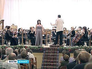 В Воронежской филармонии выступили артисты Петербургского Мариинского театра