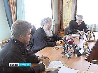 В Воронежской области будут работать три самостоятельные епархии