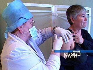 В Воронежской области эпидпорог по гриппу и ОРВИ не превышен