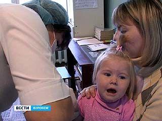В Воронежской области началась вакцинация от гриппа